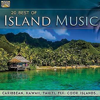 20 Best of Island Music - 20 Best of Island Music [CD] USA import