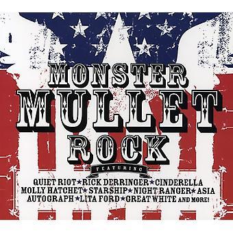 Monster Mullet Rock - Monster Mullet Rock [CD] USA import