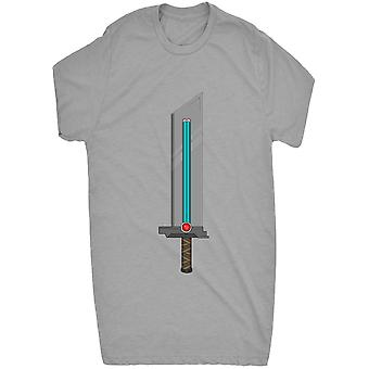 Renowned Shiny Pixel Sword 8 Bit Cool Retro Gamer