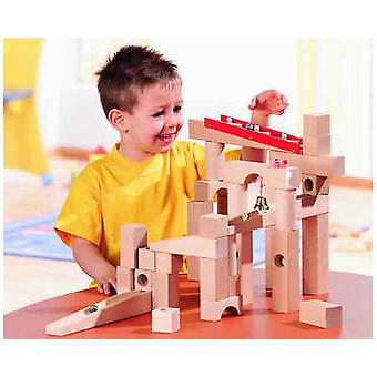HABA - Marble Run Large Basic Building Set 1136