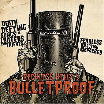 Reckless Kelly - Bulletproof [CD] USA import