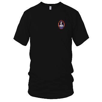 NASA - SP-126A NASA Space Shuttle STS-95 Entdeckung Mission gestickt Patch - Kinder T Shirt