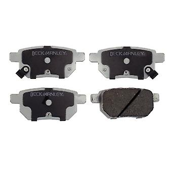 Beck Arnley 085-1824 Premium ASM Brake Pad