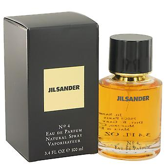 Jil Sander No. 4 Eau de Parfum 100ml EDP Spray