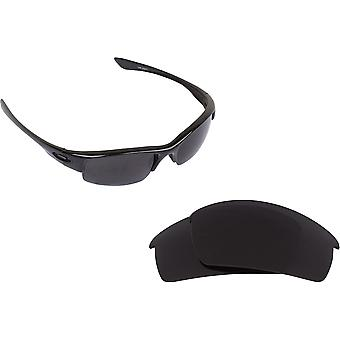 Best SEEK Polarized Replacement Lenses for Oakley BOTTLECAP Black Silver Mirror