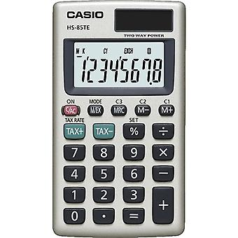 Casio Calculator with Tax Calculations (Model No. HS85TE-SB)