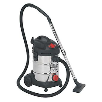 Sealey Pc300Sdauto Vacuum Cleaner Industrial 30Ltr 1400W/230V Auto Start