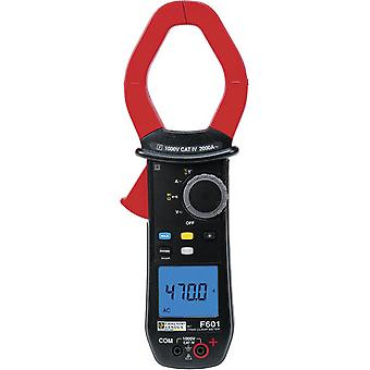 Clamp meter, Handheld multimeter Digital Chauvin Arnoux F601 Calibrated to: Manufacturer's standards (no certificate) C