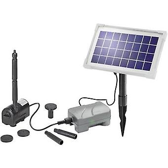 Solar pump set incl. battery 175 l/h Esotec Rimini Plus 101709