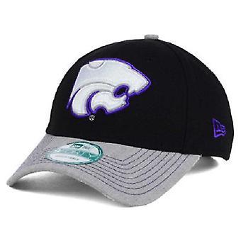 Штата Канзас Wildcats Национальным СОВЕТОМ новой эры 9Forty регулируемые шляпа