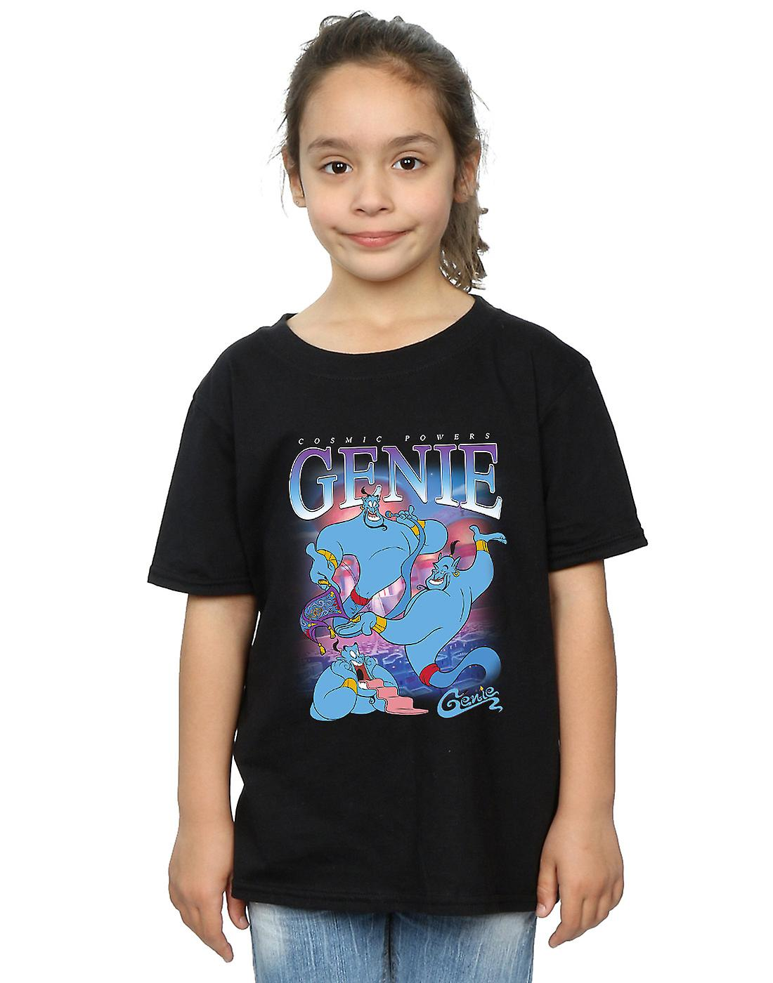 Disney Aladdin Genie Montage t-shirt