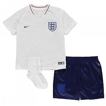 2018-2019 England Home Nike Baby-Kit