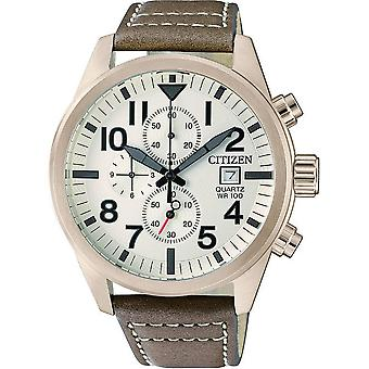 Citizen Herrenuhr Chronograph AN3623-02A