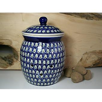 Potato pan, 5 litres, 30 cm high, Ø 18 cm, tradition 59, Bunzlau pottery - BSN 40015
