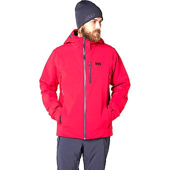 Helly Hansen Mens Stoneham Stretch Insulated Shell Ski Jacket Coat