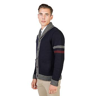 Oxford University - OXFORD_TRICOT-CARDIGAN Men's Sweater