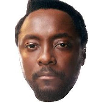 Will.i.am ansiktsmask