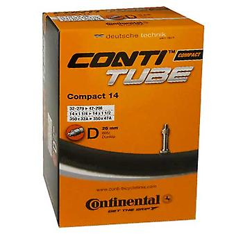 Continental bicycle tube Conti TUBE compact 14
