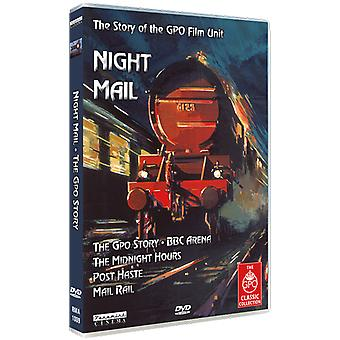Night Mail - The GPO Story DVD