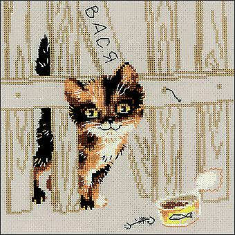 Rocky Counted Cross Stitch Kit-8
