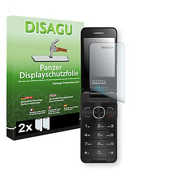 Alcatel OneTouch 20.12D display - Disagu tank protector film protector