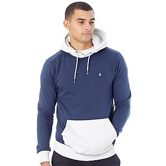 Volcom Deep Blue Single Stone Division Hoody