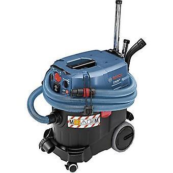 Bosch Professional gass 35 M AFC 06019C 3100 våt/tørr støvsuger 1380 W 35 l automatisk filterrengjøring, klasse M sertifikat, antistatiske