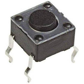 APEM PHAP3301B Pushbutton 12 Vdc 0.05 A 1 x Off/(On) momentary 1 pc(s)