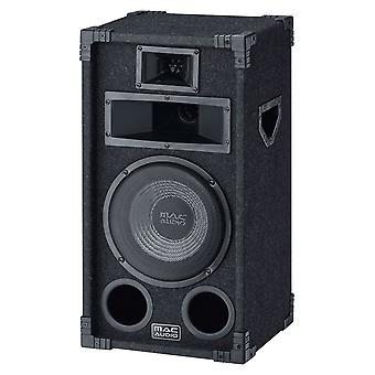 Mac audio Soundforce 1200 disco speaker, speaker of max. 300 Watts, new goods, 1 PCs.
