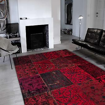 Rugs -Vintage - Red 8014