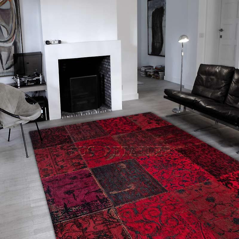 Rugs - Vintage - Red 8014