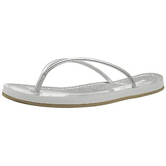 Rocket Dog Women's Palm Beach Dubs Polyurethane Shine on Flip Flop