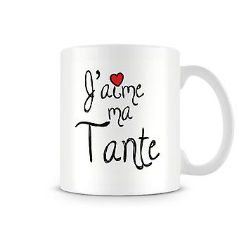 J'aime Ma Tante kubek
