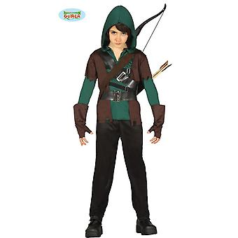Guirca costume Archer Robin Hunter child costume