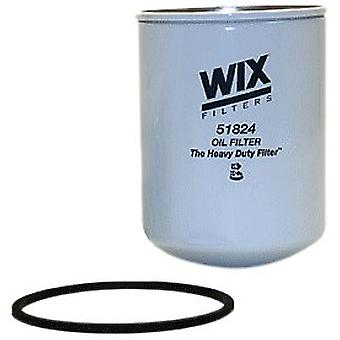 WIX Filters - 51824 Heavy Duty Spin-On Lube Filter, Pack of 1