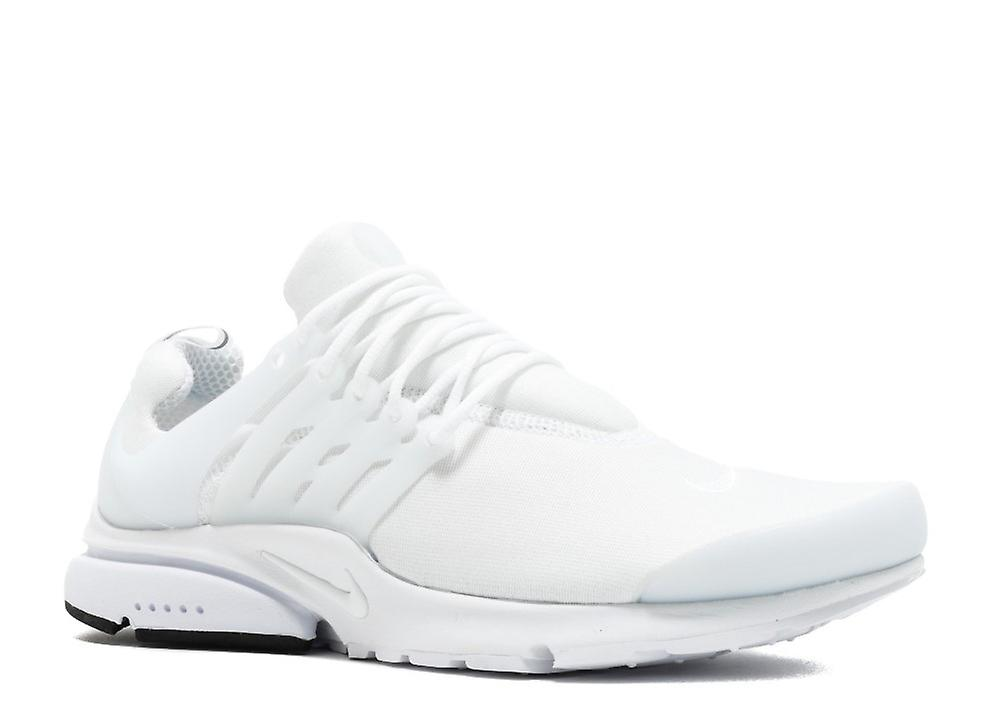 official photos 19ad9 349b0 Nike Air Presto essentiel ??Triple White?? - 848187 848187 848187 - 100 -  chaussures 33f8f4