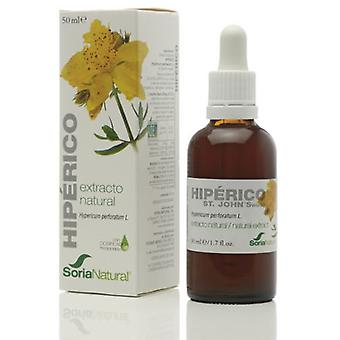 Soria Natural Hypericum Extract 50 ml (Herbalist's , Natural extracts)