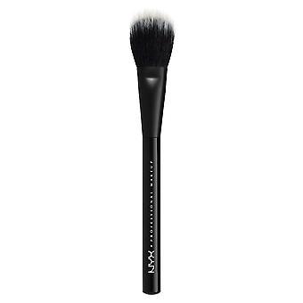 Cepillo del polvo NYX Prof. maquillaje Pro Dual de la fibra