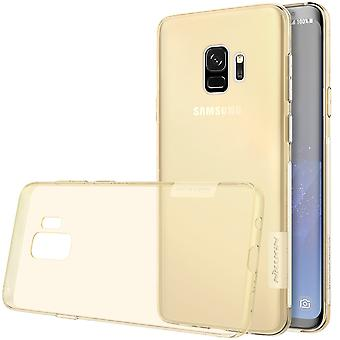 NILLKIN Samsung Galaxy S9 Nature Series 0.6 mm TPU-Gold