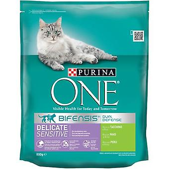 Pro Plan Pienso Delicate Gt Pavo y Arroz (Cats , Cat Food , Dry Food)