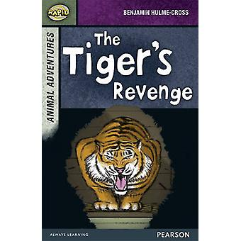Rapid Stage 7 Set B - Animal Adventures - the Tiger's Revenge by Dee Re