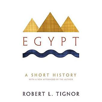 Egypt - A Short History (Revised edition) by Robert L. Tignor - 978069