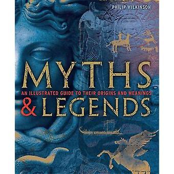 Miti e leggende da Philip Wilkinson - 9781405335522 libro