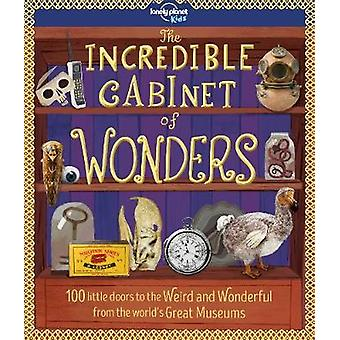 The Incredible Cabinet of Wonders by Lonely Planet - 9781787011038 Bo