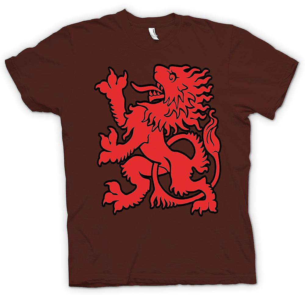 Mens T-shirt - I Love Wales