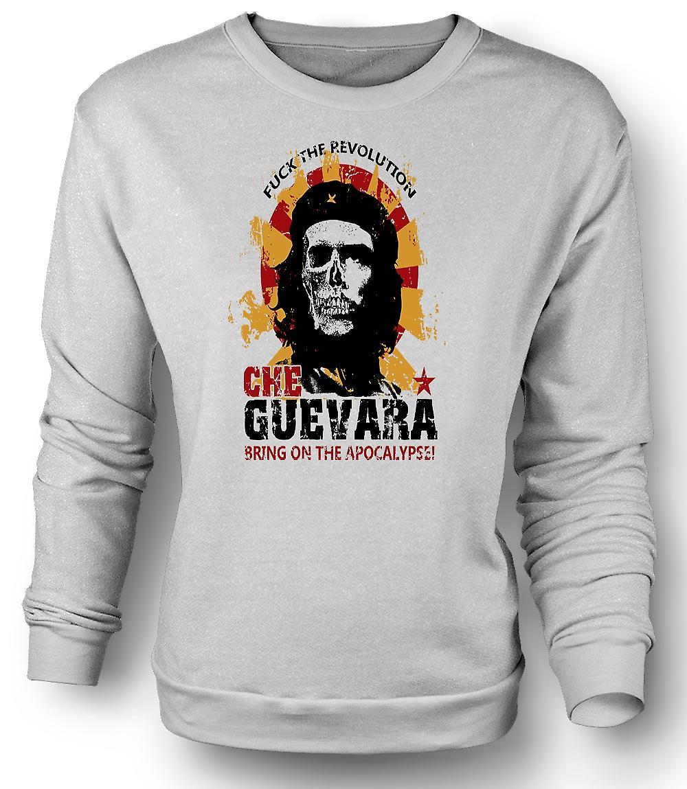 Mens Sweatshirt Che Guevara - Apocalypse - kommunismen