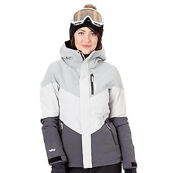 ONeill Silver Melee Coral Womens Snowboarding Jacket