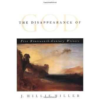 La desaparición de Dios - cinco escritores del siglo XIX por J. Mille