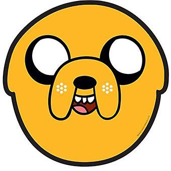 Jake Adventure Time Party Card-Gesichtsmaske (Single)