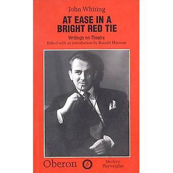 Rolig i lyse røde uavgjort - skrifter på teateret (ny versjon) av